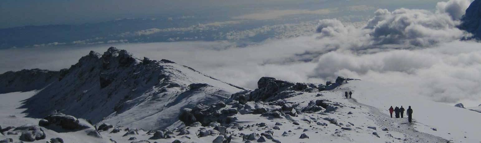 7 Days Kilimanjaro – Umbwe Route
