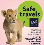 tanzania Safe Travel Award