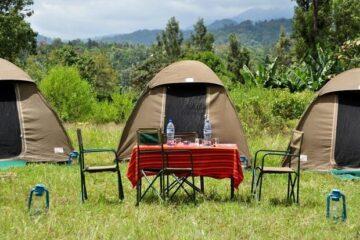 tanzania low budget group joining safari