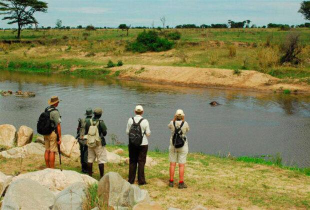 WALKING SAFARI IN TANZANIA
